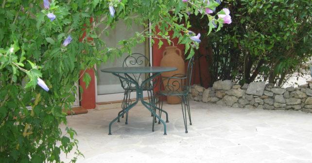 Terrasse Olive