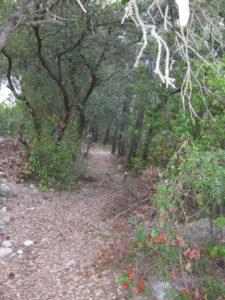 Chemin balade du mas des cades